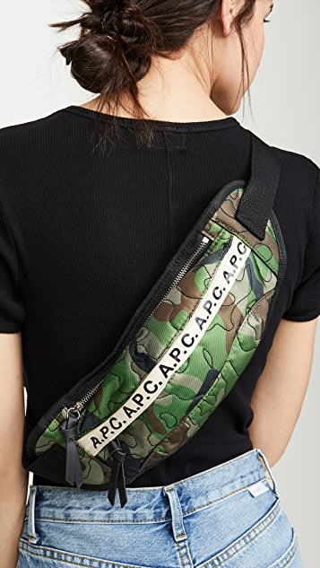 A.P.C. Lucille Belt Bag
