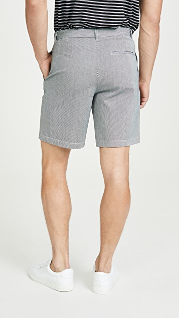 A.P.C. Striped Shorts