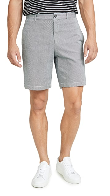 A.P.C. Striped Shorts