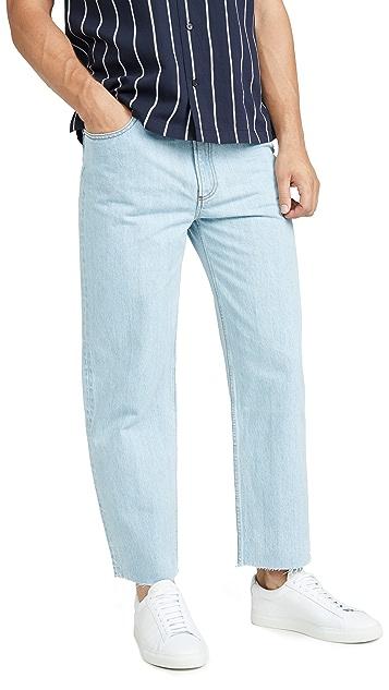 A.P.C. Alan Cutoff Jeans