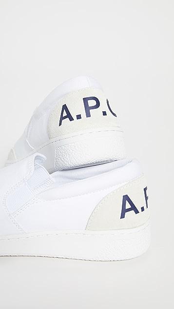 A.P.C. Coleen Slip On