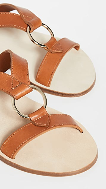 A.P.C. Norma Sandals