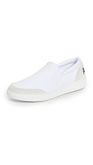 A.P.C. Cole Slip On Sneakers
