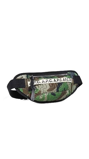 A.P.C. Lucille Waist Bag