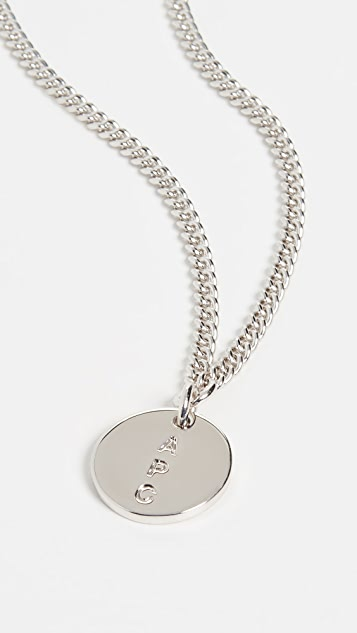 A.P.C. Casey Necklace