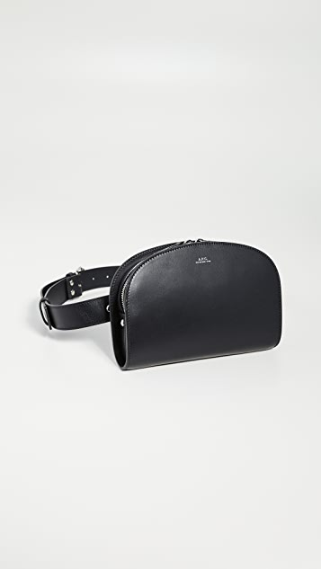 A.P.C. Demi Lune Belt Bag
