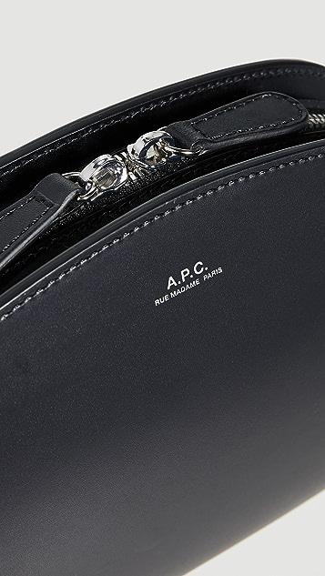 A.P.C. Поясная сумка Demi Lune