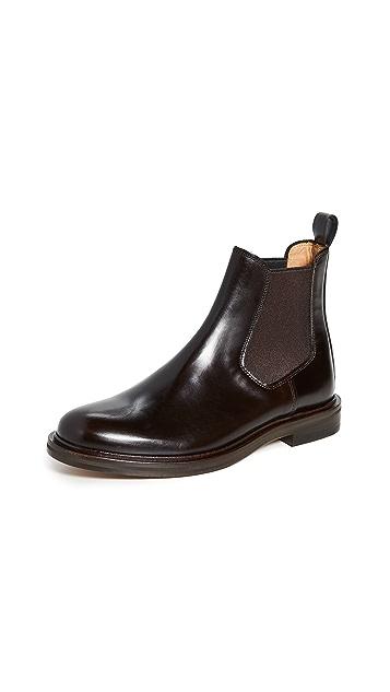 A.P.C.  Johanne 短靴