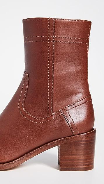 A.P.C.  Georgia 短靴