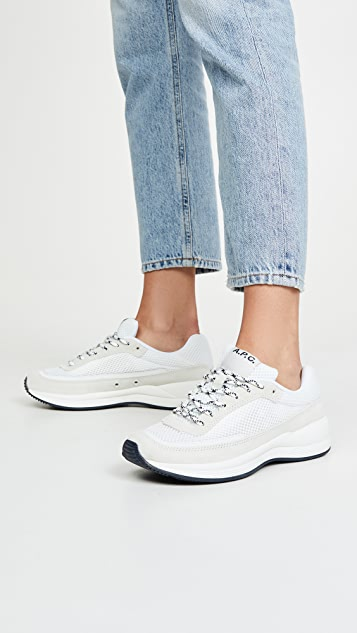 A.P.C. Spencer Sneakers