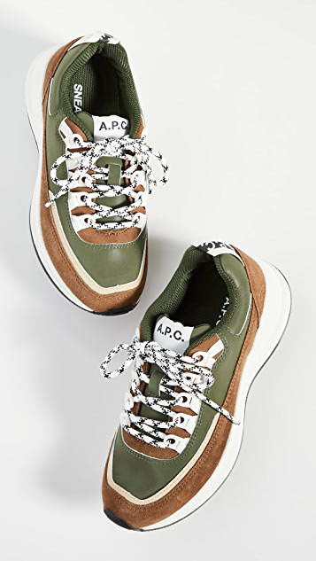 A.P.C. Jay Sneakers