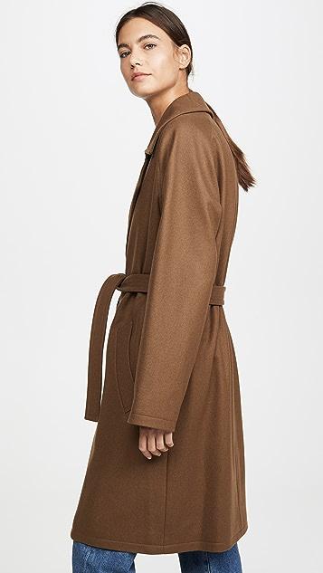 A.P.C.  Manteau Bakerstreet 大衣
