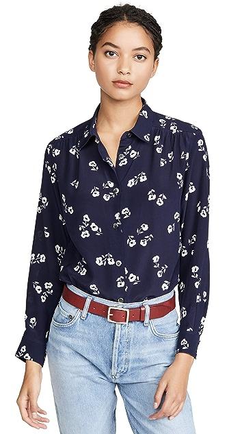 A.P.C. Silks Sutton Shirt