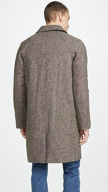 A.P.C. Mac Portobello Overcoat
