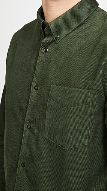 A.P.C. Chemise Serges Shirt