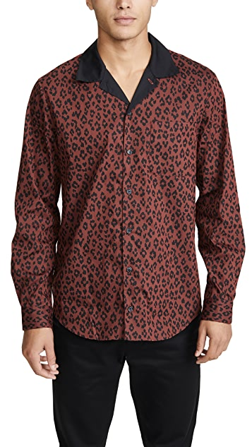 A.P.C. Chemise Arid Shirt