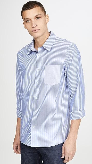 A.P.C. Chemise Stripes Shirt