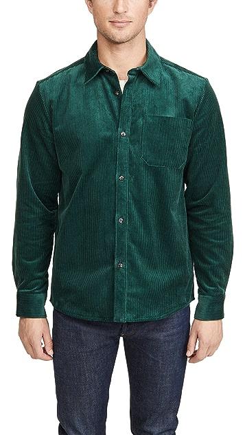 A.P.C. Surchemise Marc Shirt Jacket