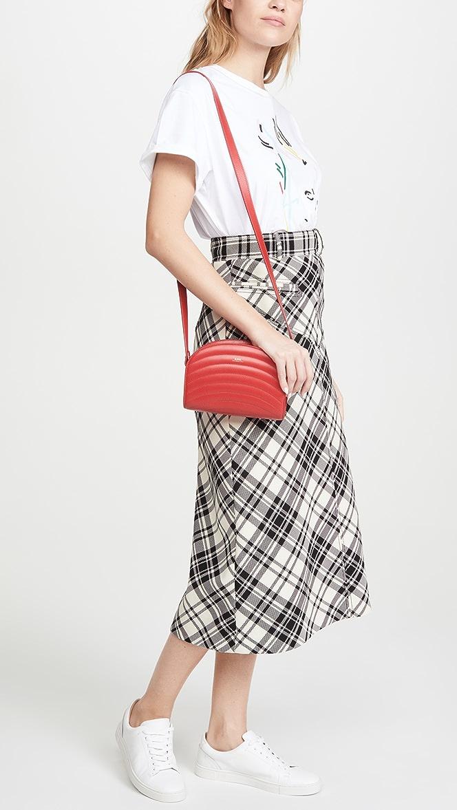 A.P.C. Mini Demi Lune Bag   SHOPBOP