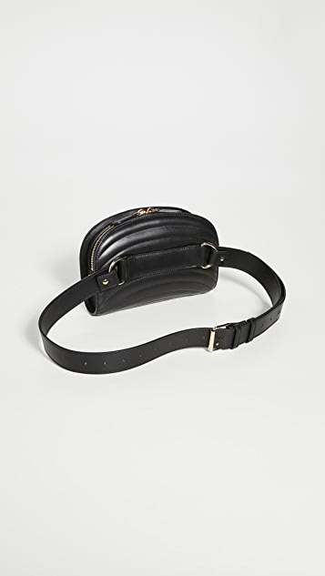 A.P.C. Ceinture Demi-Lune Belt Bag