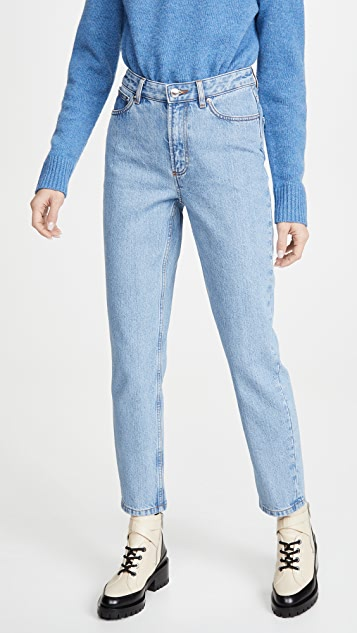 A.P.C. 80 年代复古风格牛仔裤