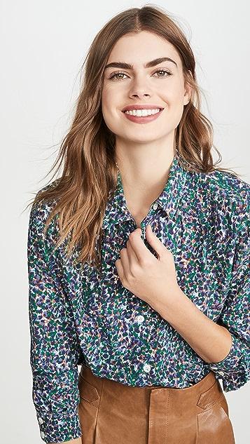 A.P.C. Рубашка в стиле сорочки Sutton