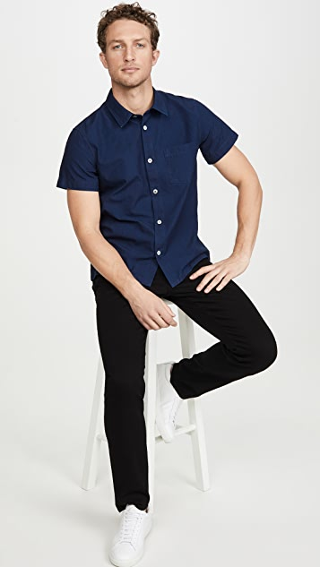 A.P.C. Cippi Short Sleeve Shirt