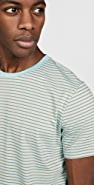 A.P.C. Multi Stripe T-Shirt