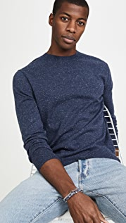 A.P.C. Pullover Logo Sweater