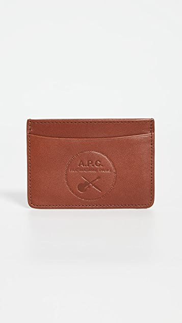 A.P.C. Andre Card Holder