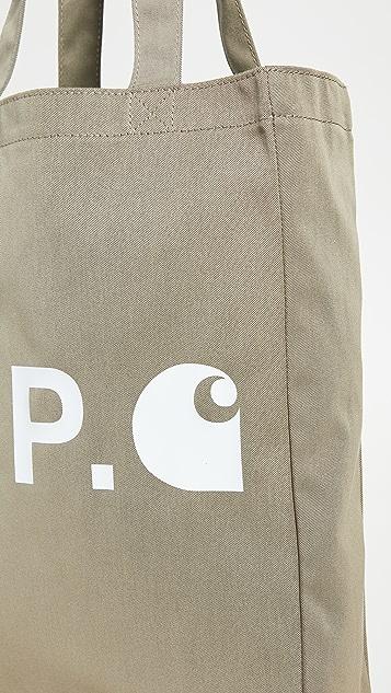 A.P.C. A.P.C. x Carhartt WIP Tote