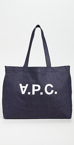 A.P.C. - Daniel Tote Bag