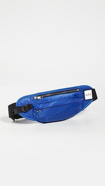 A.P.C. A.P.C. x Carhartt WIP Banana Waist Bag