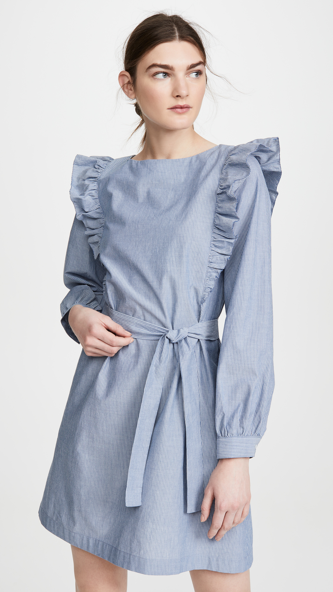 A.P.C. Robe Tess Dress