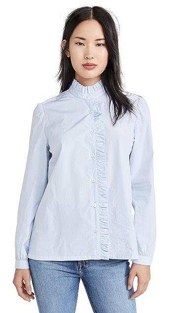 A.P.C.  Dunst 女式衬衫