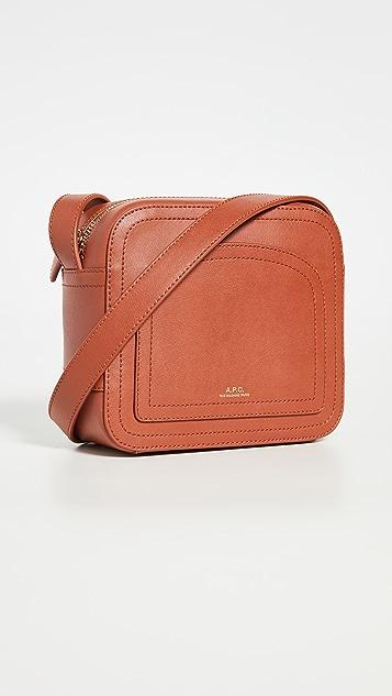 A.P.C. Louisette Camera Bag
