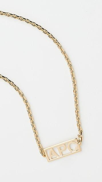 A.P.C. Noa Necklace