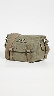 A.P.C. Besace Shoulder Bag