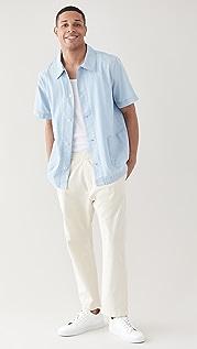 A.P.C. x RTH Santal Short Sleeve Shirt