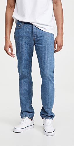 A.P.C. - X Rth Cure Denim Jeans
