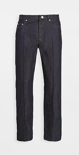 A.P.C. - X Rth Rene Denim Jeans