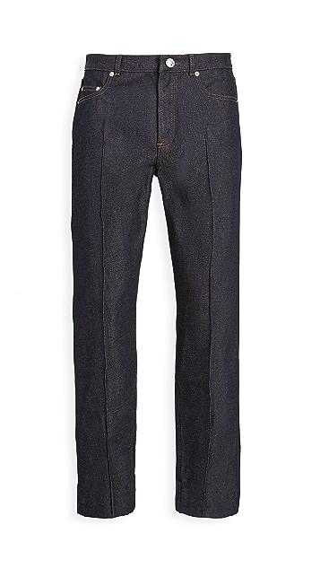 A.P.C. X Rth Rene Denim Jeans