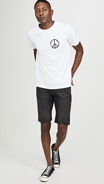 A.P.C. x RTH Peace Sign Tee