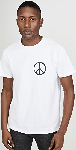 A.P.C. - x RTH Peace Sign Tee