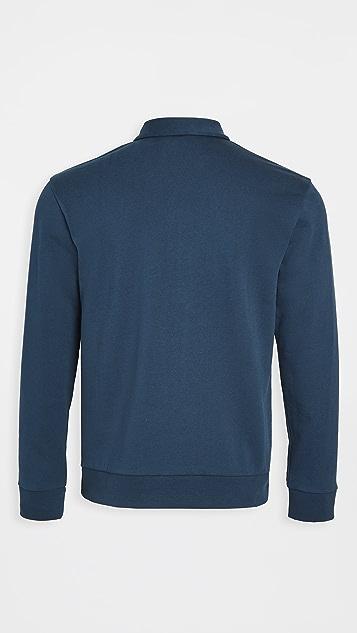 A.P.C. x RTH Long Sleeve Polo Shirt