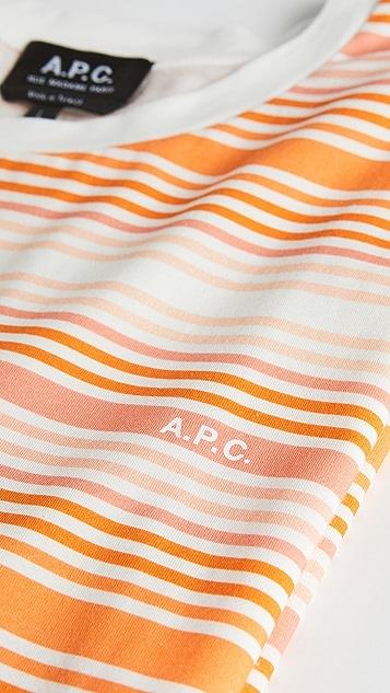 A.P.C. Harrison T-Shirt