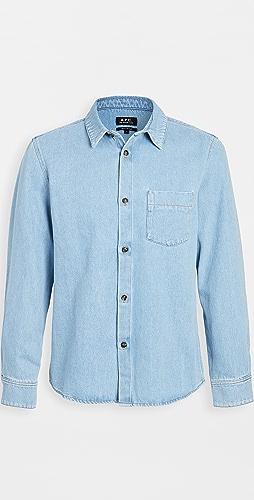 A.P.C. - Victor Denim Shirt