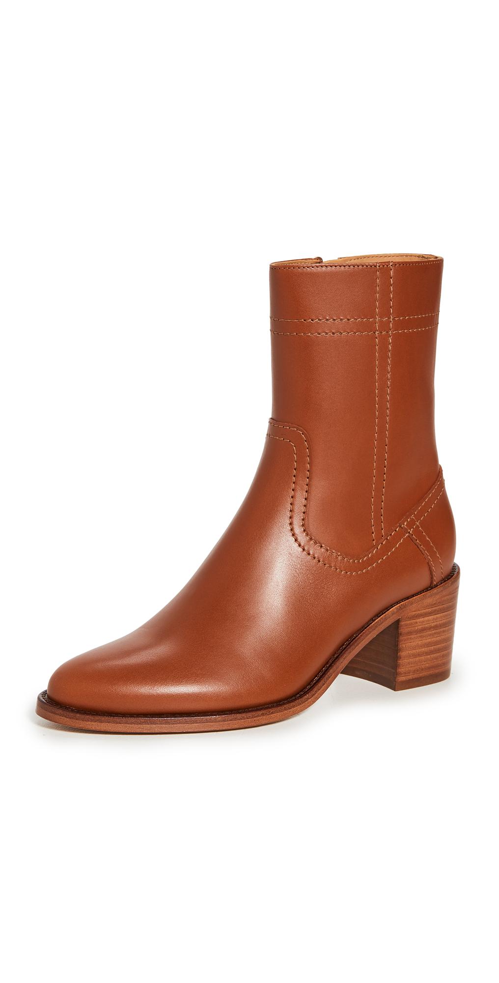 A.P.C. Georgaia Boots