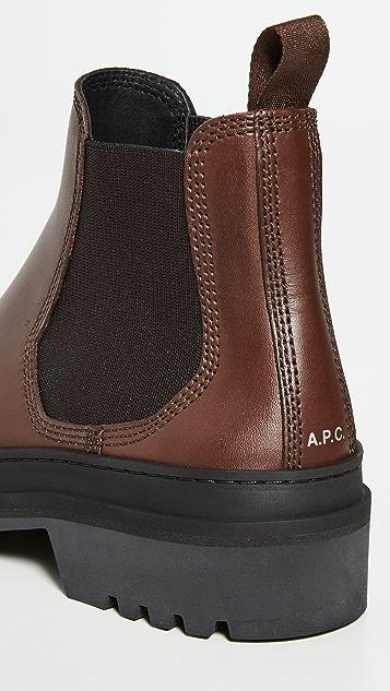 A.P.C. Cali Boots