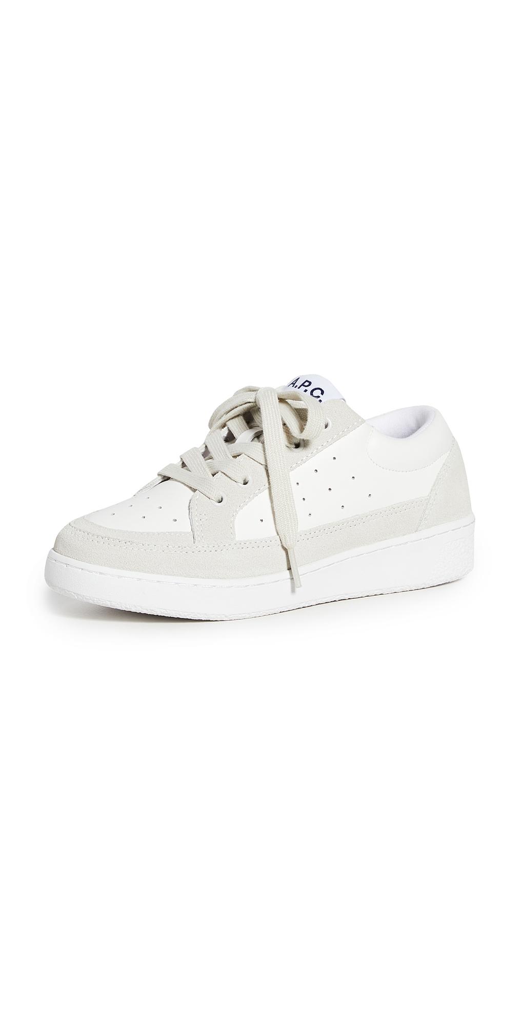A.P.C. Eddie Running Sneakers